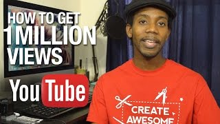 Video How To Get 1 Million Views on  Your YouTube Channel [MATH] download MP3, 3GP, MP4, WEBM, AVI, FLV Agustus 2018