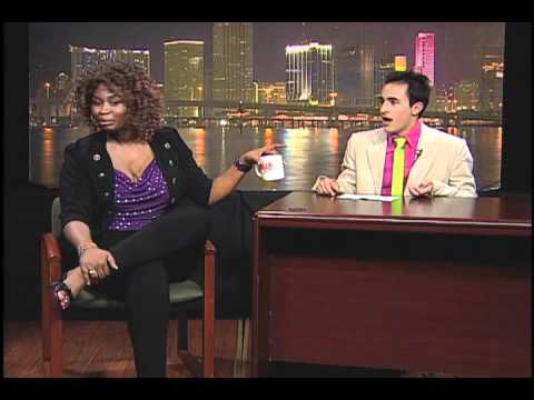 Episode 75   - Interview with GloZell Part 1