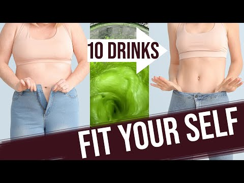 Fit Yourself - Top 10 Smoothie For Lose Weight