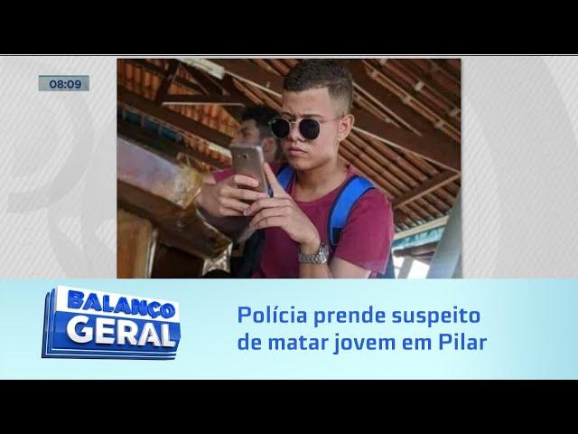 Polícia prende, em MG, mais um suspeito de matar jovem em Pilar
