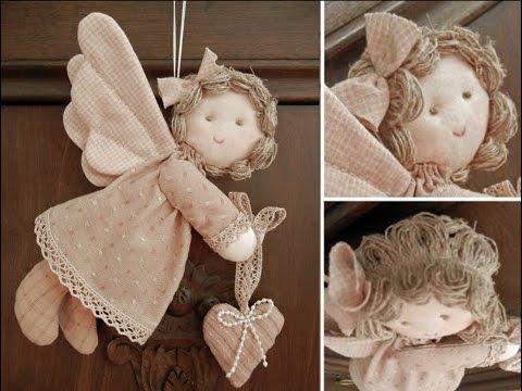 Сувениры ангелочки своими руками