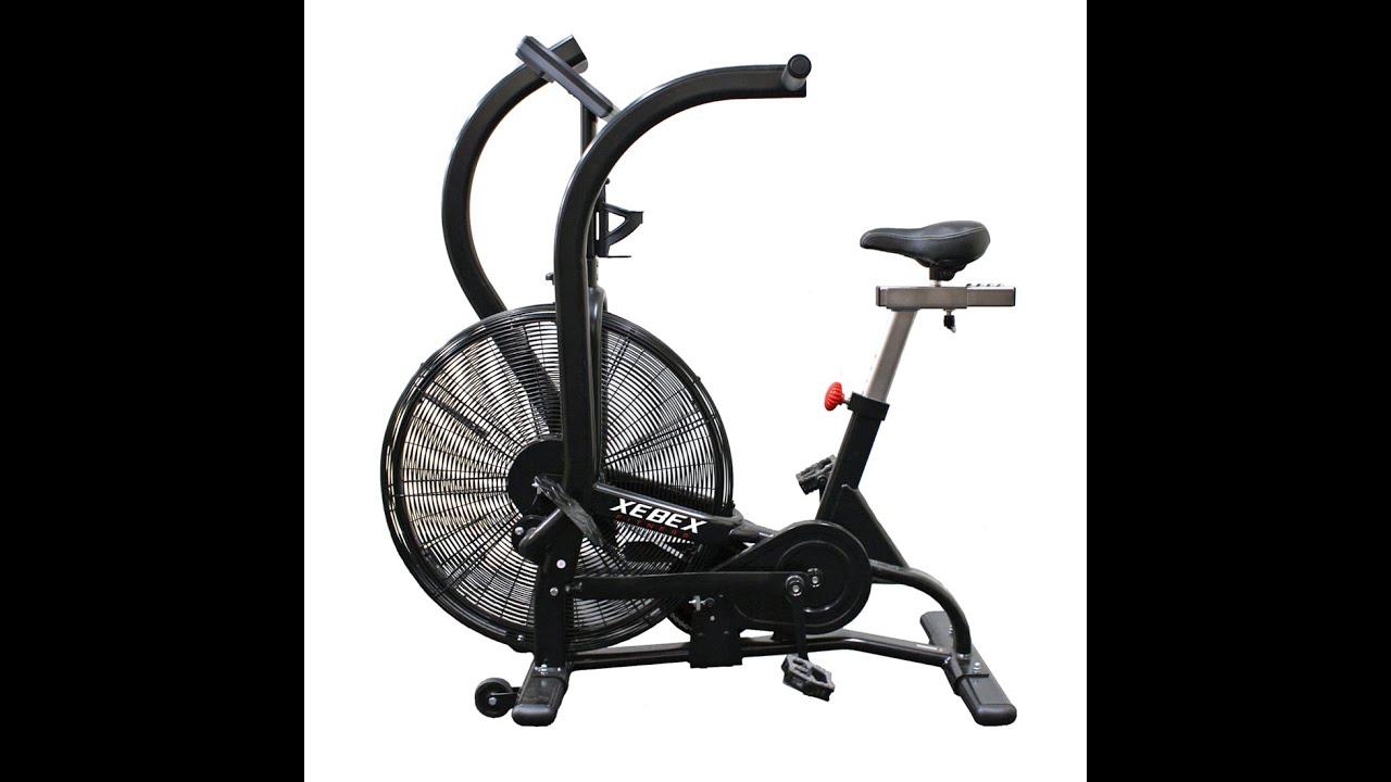 Xebex Air Bike Youtube