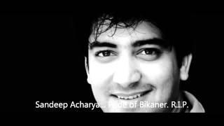 Rip sandeep acharya