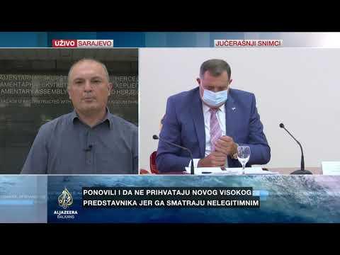 Lideri Srpske saglasni: Blokada institucija BiH - Odbacujemo sve nametnute odluke Incka