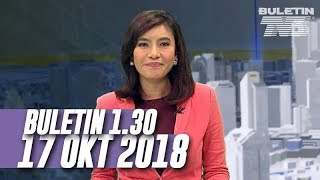 Video Buletin 1.30 ( 2018 ) | Rabu, 17 Oktober download MP3, 3GP, MP4, WEBM, AVI, FLV Oktober 2018