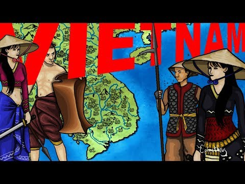 History of Vietnam explained in 8 minutes (All Vietnamese dynasties)