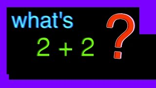Video what's 2 + 2 download MP3, 3GP, MP4, WEBM, AVI, FLV Juli 2018