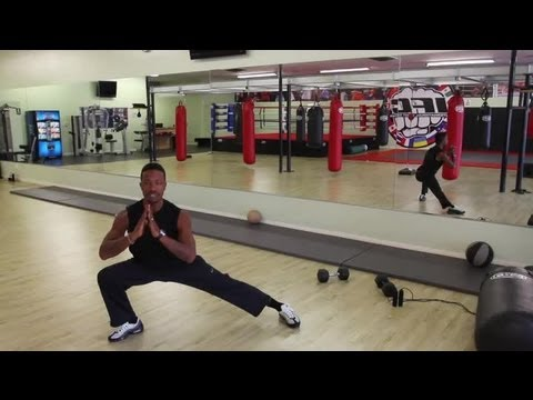 Transverse Lunge : Exercise & Fitness Tips - YouTube