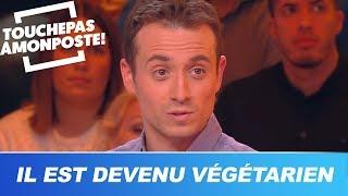 Hugo Clément explique pourquoi il est devenu végétarien