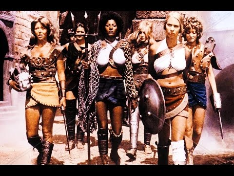 Pam grier the arena compilation - 3 6