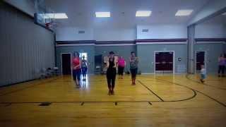 bumpy ride mohombi dance fitness zumba
