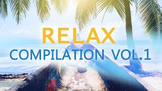 Relaxing Meditation Music ● Summer Mix ● Instrumental, Yoga, Healing with Flute Music & Nature Sound