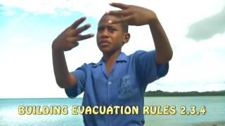 Fiji Emergency and safety procedures for schools - Part 3 - Building evacuation