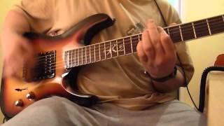 Deftones - Damone (Guitar Cover)