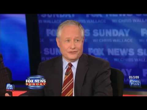 Foxnews Sunday Panel On Souter Retirement