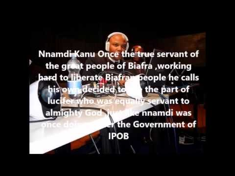 NNAMDI KANU EXPLAINS IPOB BILIE AND THE SUPREME COUNCIL OF ELDERS