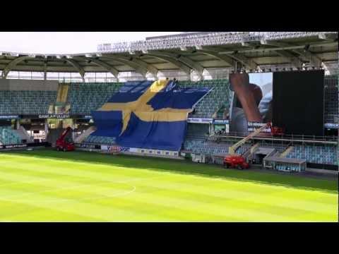 Sveriges Största Flagga