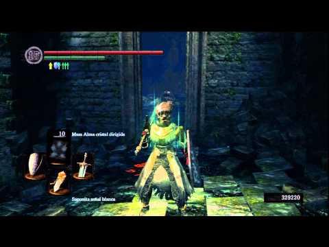 Dark Souls-Tardes de Darksouleo con Raziel
