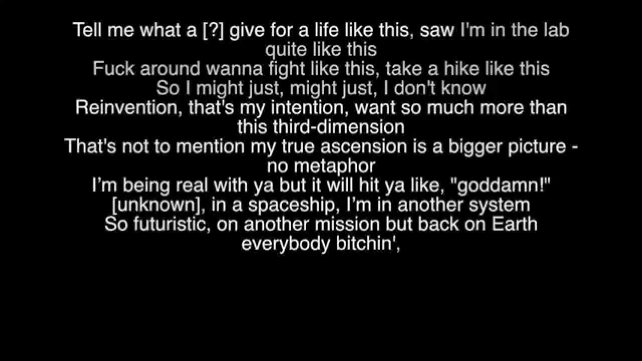 Fade Away Logic Lyrics - YouTube
