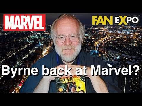 John Byrne back at Marvel?