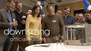 Downsizing | Teaser Trailer | Cast | Paramount Pictures Sweden