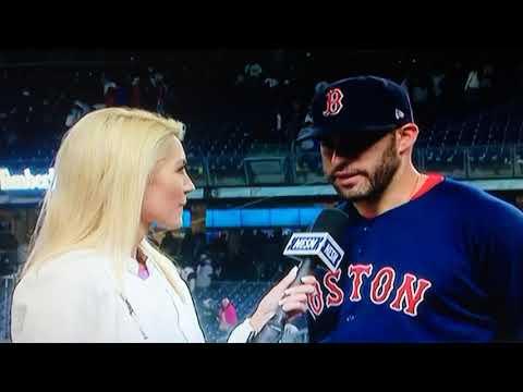 JD Martinez Post Game Interview 5/10/18