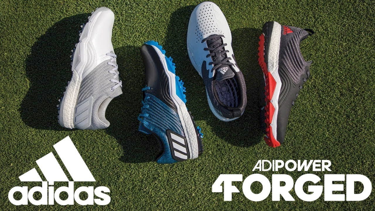 huge selection of 0f014 80278 GolfSpotlight 2018 - adidas adipower 4ORGED