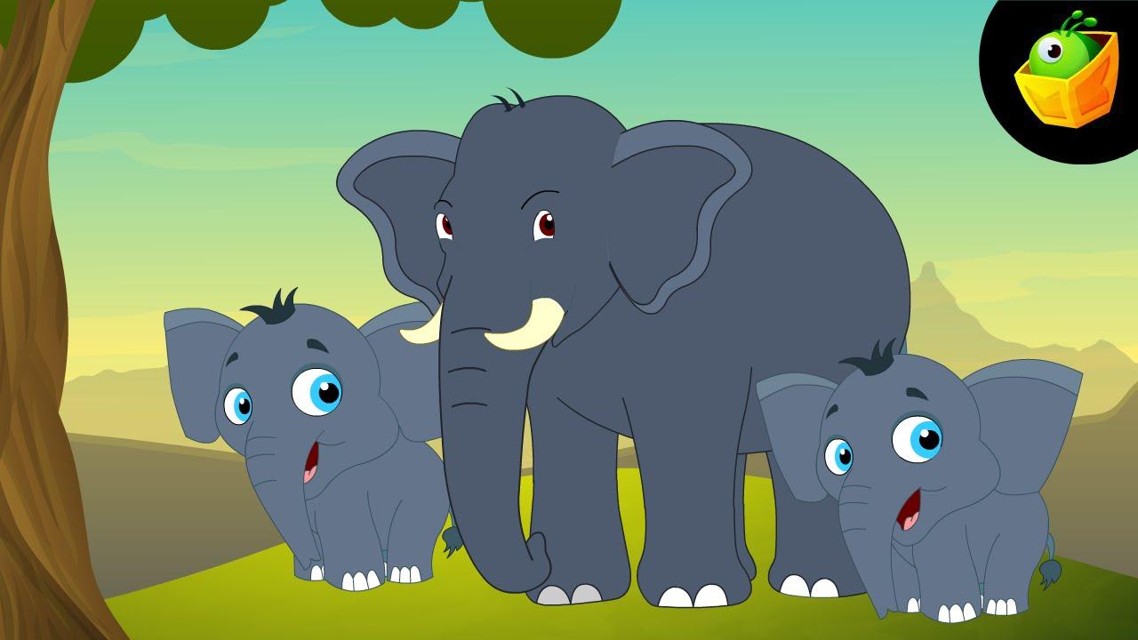 Download हाथी आया   Haathi Aaya   Elephant Songs   Hindi Rhymes   Hindi Rhymes for Kids