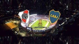 ¿PORQUE SUSPENDIERON EL PARTIDO DE //RIVER VS BOCA JR// ((CONMEBOL LIBERTADORES GRAN FINAL))