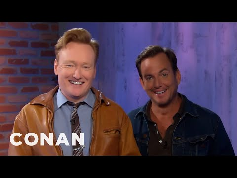 Clueless Gamer: 'ARMS' With Will Arnett  - CONAN on TBS