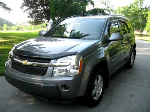 Stk 2854A 2006 Chevrolet Equinox LTavi  YouTube