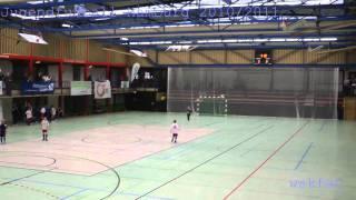 Jugendfußball  HH  (27.2.2011) HSV 1. E  mit Jann-Fiete Arp  vs.  HEBC 1. E - Jahrgang 2000 - U 11