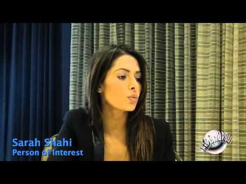 Person of Interest - Sarah Shahi -