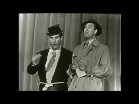 SID CAESAR: The Professor on Mountain Climbing (YOUR SHOW OF SHOWS, Sept 20, 1952)