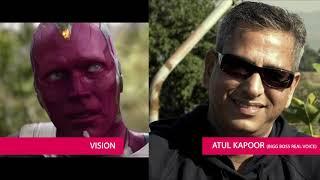 Furious 8 hindi dubbing artist