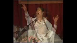Bhakti Sangeet by Zila Khan Concert of Sufi & Bhakti Sangeet Shloka ; Karpura Gauram