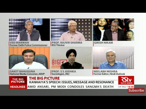 The Big Picture - Kanhaiya's speech: Issues, Message and Resonance
