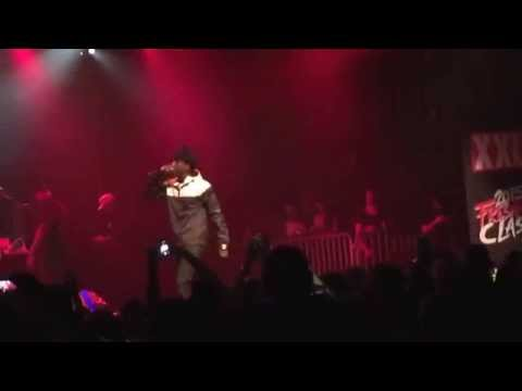 "TheTrophyLife.Net: K Camp Performs ""Marilyn Monroe"""" & More @ XXL Freshman 2015 Show!"