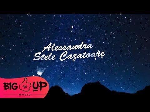 Alessandra - Stele Cazatoare | Lyrics Video