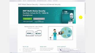 [Tutorial] - Eset Smart Security - Deutsch