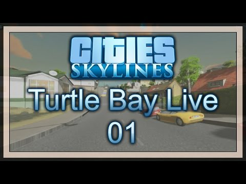 Turtle Soup   Cities: Skylines Turtle Bay #01