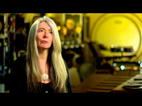 Evelyn Glennie  - 2015 Official Announcement