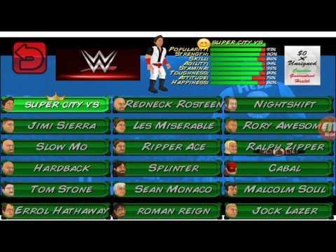 Download WR2D mod WWE 2k17!!!Link on description Clip Video