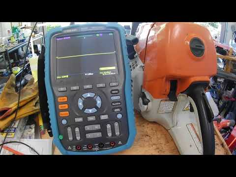 Repeat Stihl 661 Mtronic vs Standard Carb - Ported by
