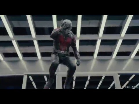 Ant Man 2015 BluRay Dubbed In Hindi by  IPagal CoM Sample
