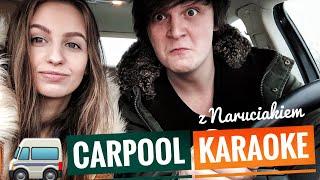 Carpool karaoke z Naruciakiem    Król rozrywki