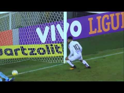 Melhores Momentos Santos 2 X 0 Sport Brasileirão 2016