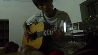 Tựa làn trầm hương   guitar solo