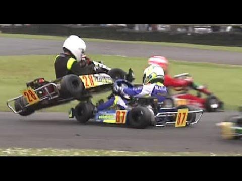 Super 1 Karting 2015, Rd 3, Llandow Part 4 Honda Cadet