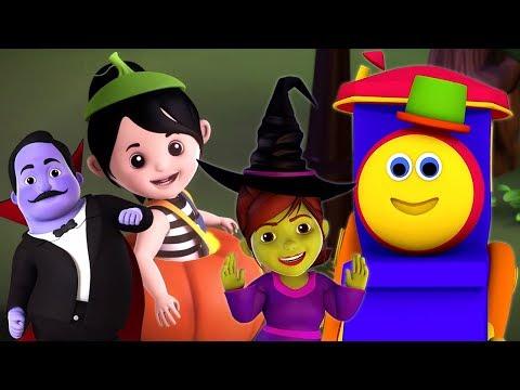 Ха-Ха-Ха Это Хэллоуин | Детская Песня | Счастливый Хэллоуин | Ha Ha It'S Halloween | Kids Songs